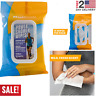 Body Wipes Cleansing Deodorizing After Workout Camping Outdoors with Alcohol 15p