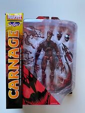 Marvel Select Carnage Action Figure Collectable Spiderman Symbiote