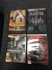 12 DVD Action Lot.  Very Good Condition