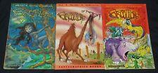 GROOTLORE Vol.2 #1,2,3 (NM-) Full Set! Fantagraphics Books 1991 Peter Gullerud