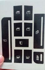 Kit di riparazione per i pulsanti della Alzavetri manuali/elett Audi A2  A3 A4