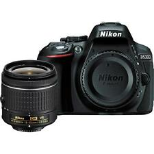 Nikon D5300 with AF-P 18-55mm VR Kit Lens & 16GB SDHC Memory Card