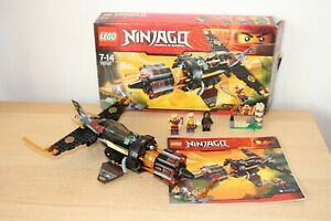 LEGO NINJAGO Cole's Felsenbrecher (70747), komplett mit OVP!