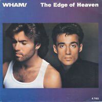 "Wham! 7"" The Edge Of Heaven - Europe"