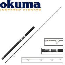 Okuma SLX Boat 198cm 20-30lbs - Bootsrute zum Meeresangeln, Pilkrute für Dorsch