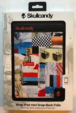 Skullcandy Wrap iPad Mini Snap-Back Folio Brand New In Package