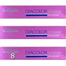 Colore demi-permanente biondo chiaro per capelli Unisex