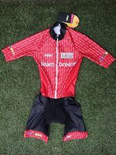 BNWT British Cycling Pro Womens Team Breeze Kalas Aero Race Speed Skin Suit ~ XS