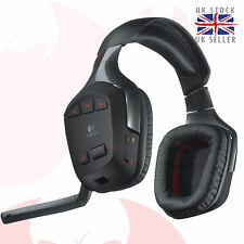 Logitech G930 wireless 7.1 surround sound gaming headset pour PC PS4 981-000258 b