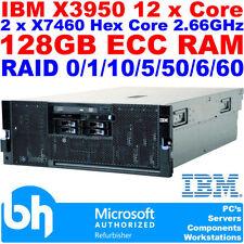 128GB IBM System X Server Firmennetzwerke Speicherkapazität (RAM)