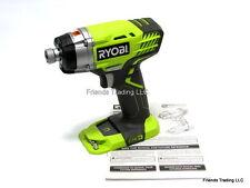 Ryobi 18 Volt 18V NiCd or Lithium Ion Cordless Impact Driver Drill Model P236A