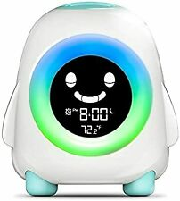 Inone Kids Alarm Clock, Alarm Clock for Kids, Ready to Wake Up Sleep Trainer, Co
