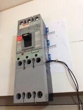 ITE Sentron Series Siemens CFD63B225 225 AMP 3 Pole w/ S01FD60 Shunt Trip Used