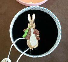 Benjamin Bunny Brooch by Erstwilder