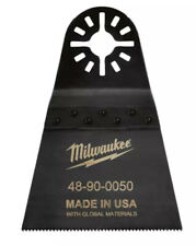 Milwaukee 64 mm Bi-Metal Wide Blade - 1 pc   Multitool-Zubehör Sägeblatt
