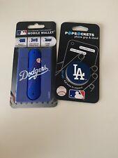 NEW LA Dodgers Popsocket & Mobile Wallet