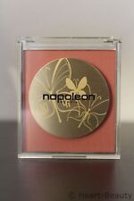 """NAPOLEON PERDIS Blush Compact """"VINTAGE ROSE"""" Limited Edition Valued at $69"""