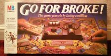MB Games Go For Broke 1985 Edition