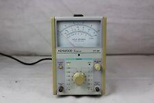 Voltímetro Kenwood AC VT-181