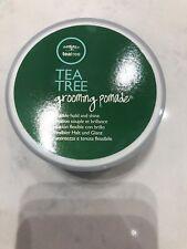 Paul Mitchell Tea Tree Grooming Pomade Flexible Hold & Shine 3oz