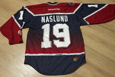 Vintage Vancouver Canucks Naslund Koho Maska Air knit Hockey Jersey Alternate