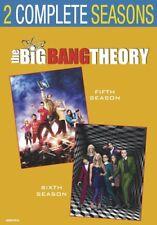 Big Bang Theory: Season 5 And Season 6 [New DVD] Shrink Wrapped, 2 Pack, Brick
