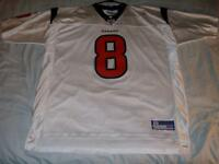 David Carr 8 Houston Texans White Jersey NFL Reebok Adult XX-Large 2XL used 98615987f