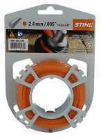 Genuine STIHL 2.4mm x 14.6 Metres Round Nylon Strimmer Line Cord 0000 930 2338
