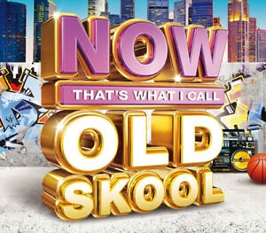 Various Artists : Now That's What I Call Old Skool CD 3 discs (2017) Great Value
