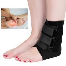 Foot Drop Ankle Brace Splint Orthotics Fracture Sprain Injury Fix Support Strap
