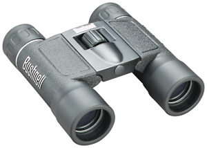 Bushnell Powerview 10x25 Binocular. Folding Roof Prism. Compact. High 10x Power