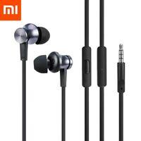 Original Xiaomi In-Ear Headphone Earphones Piston Basic Edition Headset With