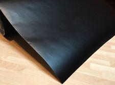 Folie Schwarz Matt  3D Car Wrap DIN A4 210mm x 297mm Muster Luftkanal Wrapping