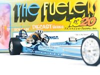 1320 The Fuelers Creitz & Donovan Dragster 1:24 Diecast #18