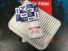 GENUINE FORD FALCON FG LPG SERVICE KIT  AIR & OIL FILTER  SPARK PLUGS