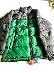 Oregon Ducks Columbia Jacket Pike Lake Omni-Heat Lined Adult Men's sz M, L, & XL