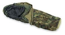 Military Modular 4-Piece Sleeping Bag System with Gortex Cover - VG Condition