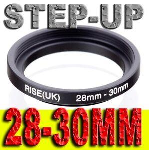 STEP UP 28-30MM ADATTATORE RING ADAPTER 28MM 30MM 28-30 28 30 MM 28MM-30MM