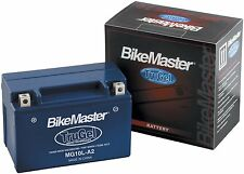 SUZUKI LT300E QUADRUNNER  1987 THRU 1989  BIKEMASTER TRUGEL BATTERY