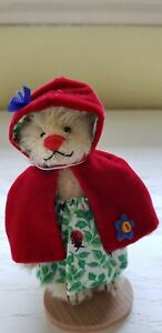 Deb Canham- Red Riding Hood From The Red Riding Hood Collection -LE 328/1000 New
