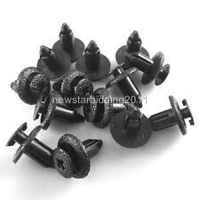 30x For Toyota Moulding Trim Rocker Panel Push-Type Rivet Retainer Fastener Clip