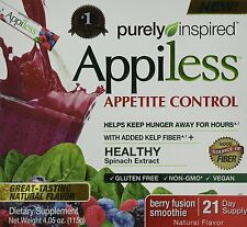Purely Inspired Appiless Appetite Control, Berry Fusion, 21 Count