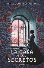 La Casa de Los Secretos by María de Lourdes Victoria (2016, Paperback)