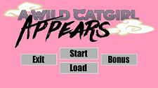 A Wild Catgirl Appears! PC Digital STEAM KEY Win Mac Linux Visual Novel Anime