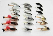Wet Trout Fishing Flies, 18 Pack, 6 Named Varieties, For Fly Fishing SF3D