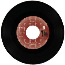 "EL ANTHONY  ""THAT'S WHAT MY LADY SAYS""   70's SOUL DANCER    LISTEN!"