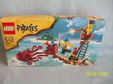 Lego Set 6240 Kraken Attackin PIRATES II FACTORY SEALED