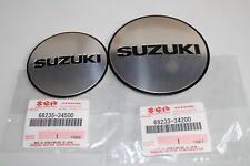 Emblem Suzuki Gs500 550 650 850 Orig. Zündungsdeckel Motordeckel Deckel links