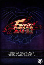 Yu-Gi-Oh 5ds TV Series Complete 1st First Season 1 One BRAND NEW 8-DISC DVD SET