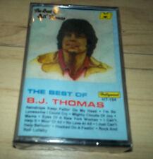 Best of B.J. Thomas - B.J. Thomas (Cassette 1987) SEALED